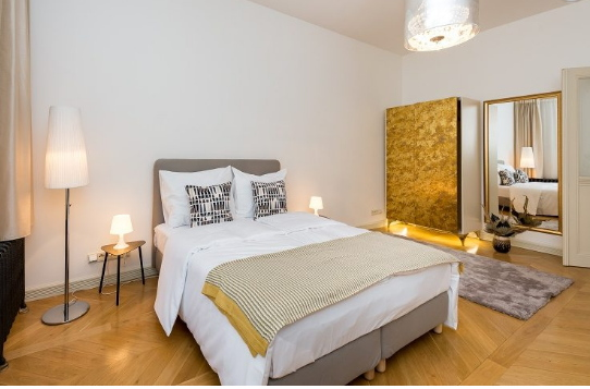 luxury apartment prague