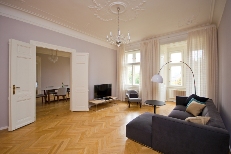 Soothing mix between classical style and minimalist features