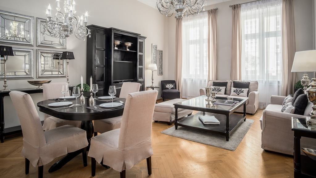 Serviced two bedroom apartment Berlin - modern amenities