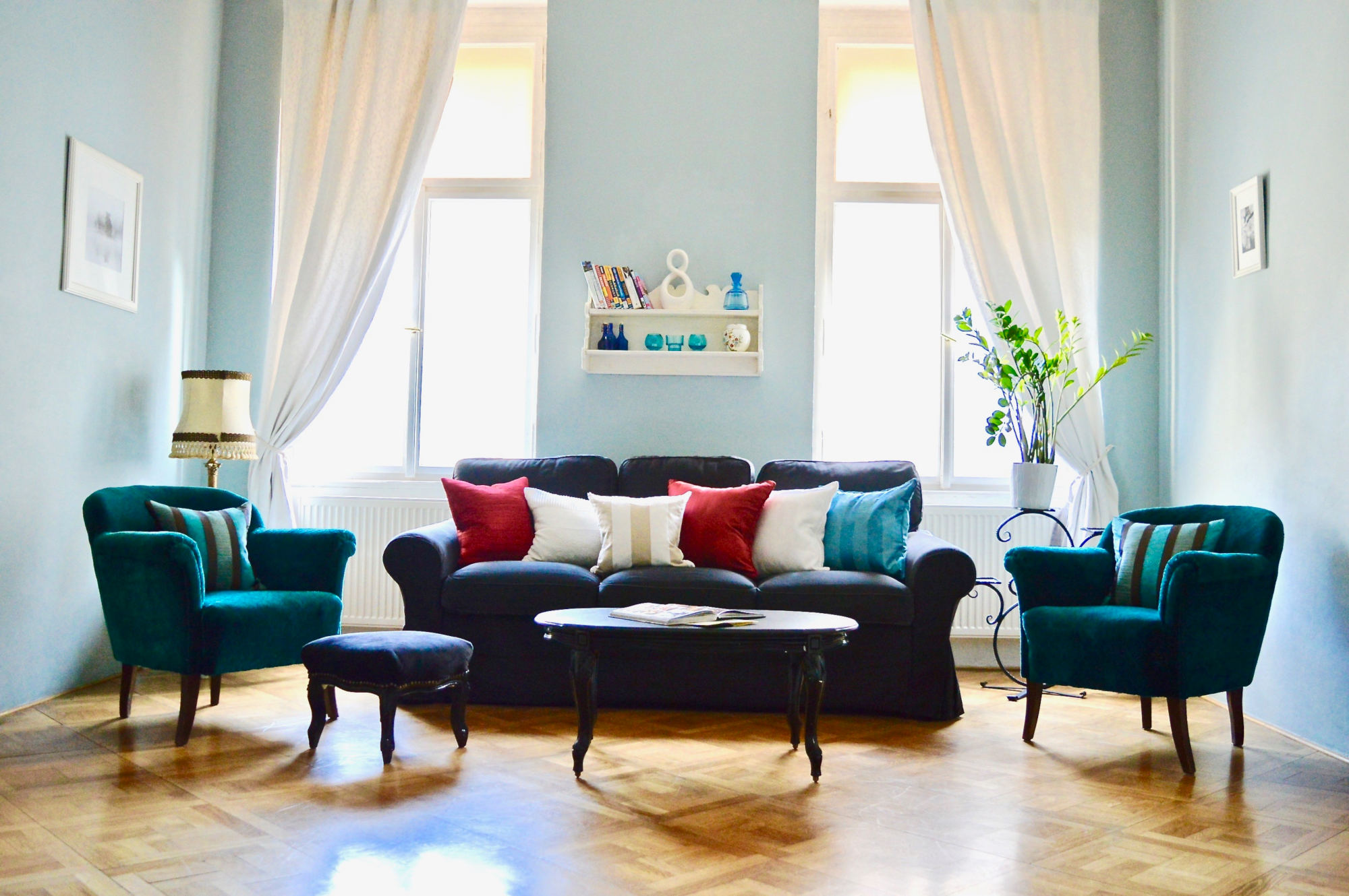 Central two bedroom apartment Prague - sofa bed