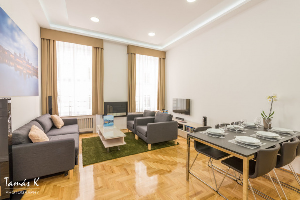 Budapest, HU Grand Nador Apartment