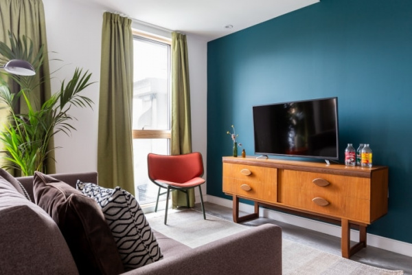 London, GB Old Street Two Bed Apartment