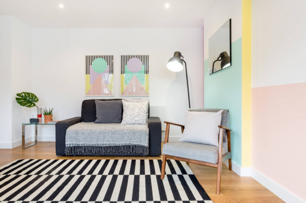 London, GB Hoxton Two Bed