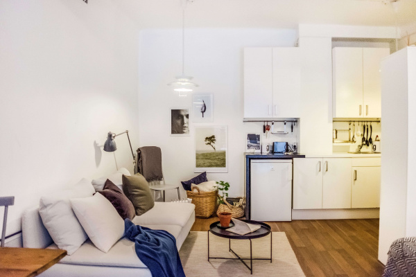 Stockholm, SE Location! Cutest Studio Apartment in the Old Town