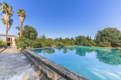 Villa Can Mir with private pool