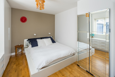 Cozy flat w/ Parking for 3 in Kensal Green by Tube