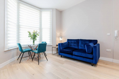 Cosy 2 bed apartment in Notting Hill