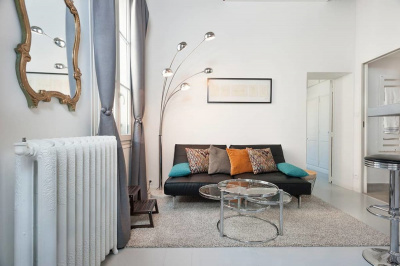 Happiness home in le Marais with mobility lease