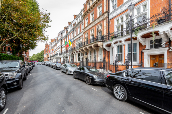London, GB Cosy 2 bedroom flat in High Street Kensington