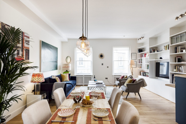 London, GB The Sophisticated Finborough Road Maisonette - MLM