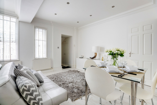 London, GB Bright Sloane Square Apartment - IGD