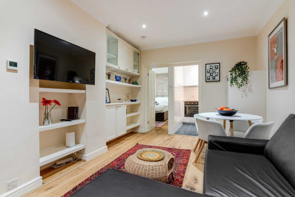 London, GB Stylish Chiswick Park Apartment - JED
