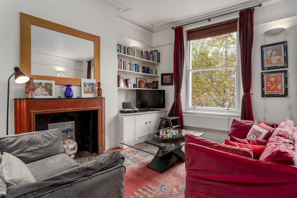 London, GB Light and Comfortable Hammersmith Home - SSQ