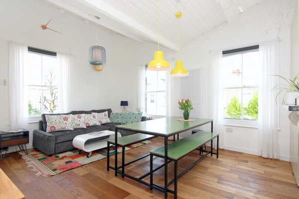 London, GB Hip and modern home in Kentish Town Camden