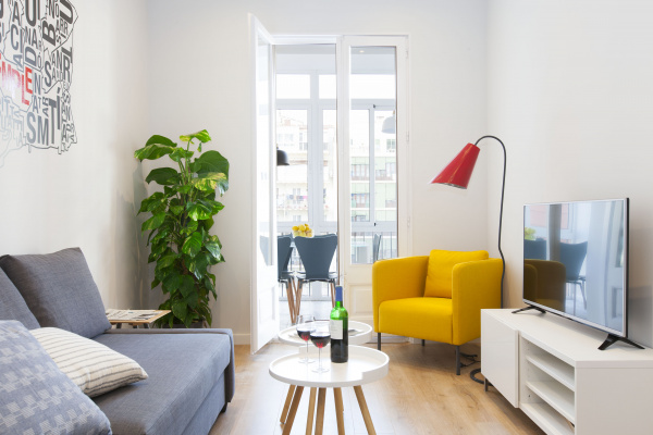 Barcelona, ES Stylish and centric apartment in Barcelona - Vale Apartments
