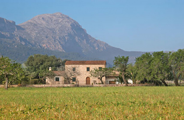 Mallorca, ES Can Pontico Home in idyllic setting of Vall de March