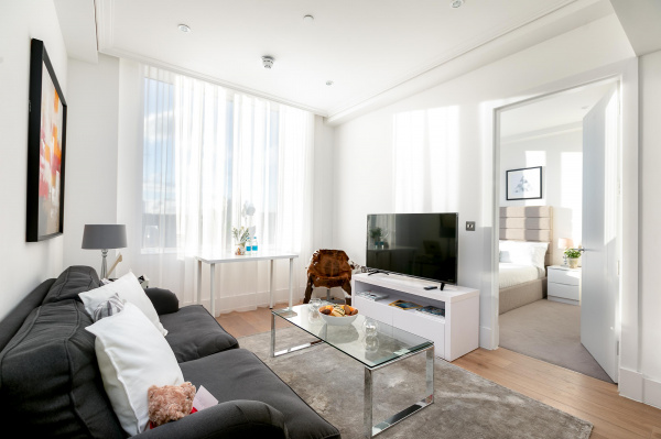 London, GB Prince's House Two-bedrooms flat 605