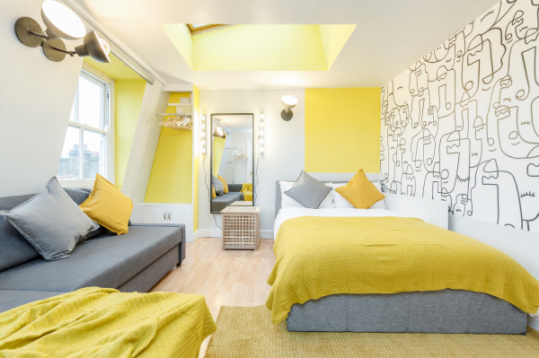 London, GB Amazing Stylish Studio Flat in the heart of Brick Lane - One minute from the Truman Brewery