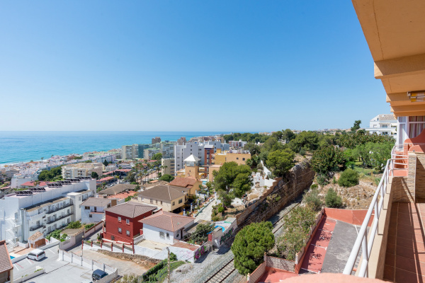 Malaga, ES The Beach Viewpoint