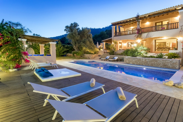 Ibiza, ES Fantastic vacation homes with pool