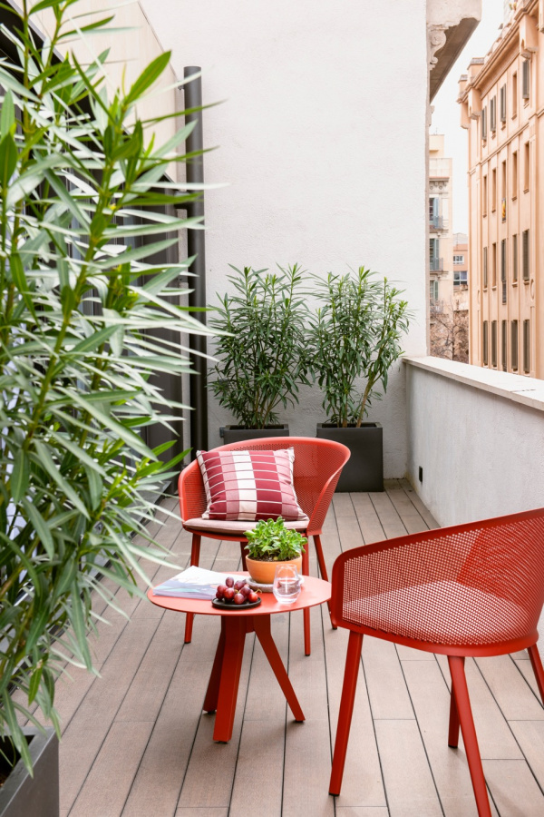 Barcelona, Spain, 1 Bedroom Penthouse With Terrace The Passage 302
