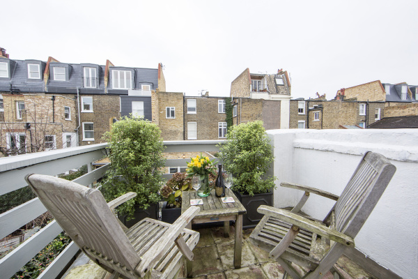 London, GB Oxberry Avenue, Fulham - Charismatic apartment a short walk to The Thames