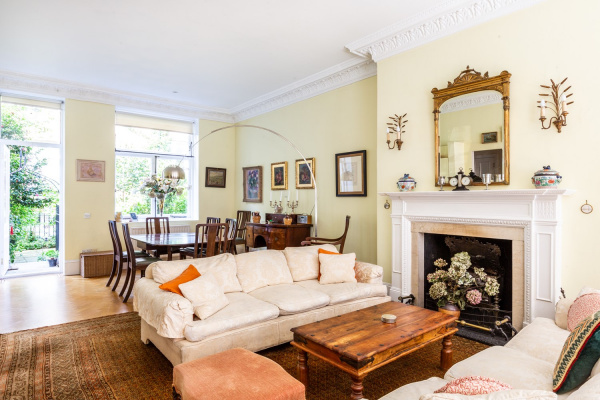 London, GB Culford Gardens - Stylish apartment on a street parallel to Kings Road