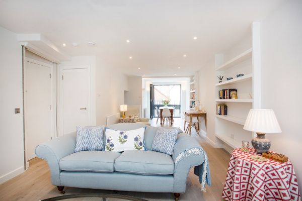 London, GB Clapham Road - Contemporary and bright 3 bedroom house in Clapham