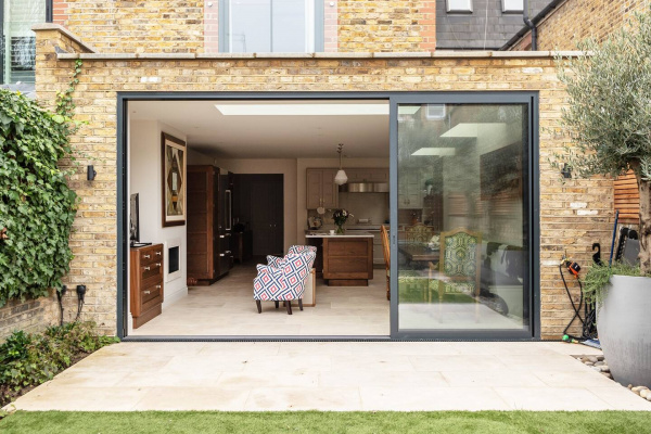 London, GB Stunning 5-bed house in Fulham with garden