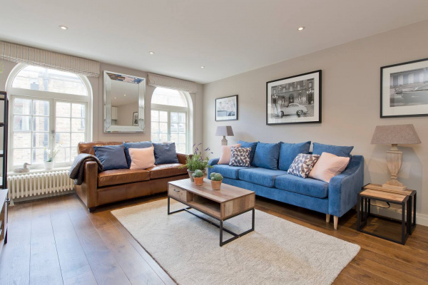 London, GB 2-Bed Apt in Heart of Notting Hill