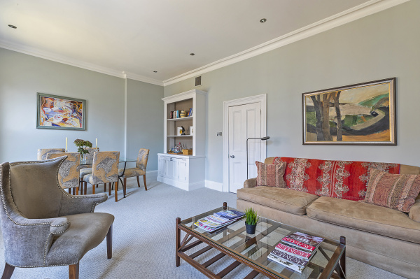 London, GB Bright flat by Belgravia & Sloane Square/4 guests