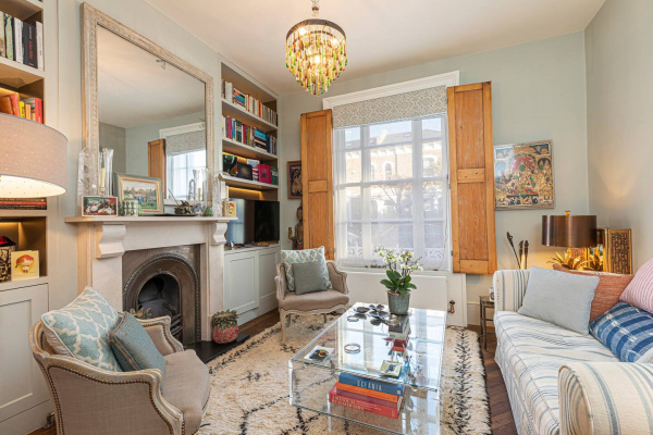 London, GB Lovely 4-bed house w/ garden in Hammersmith