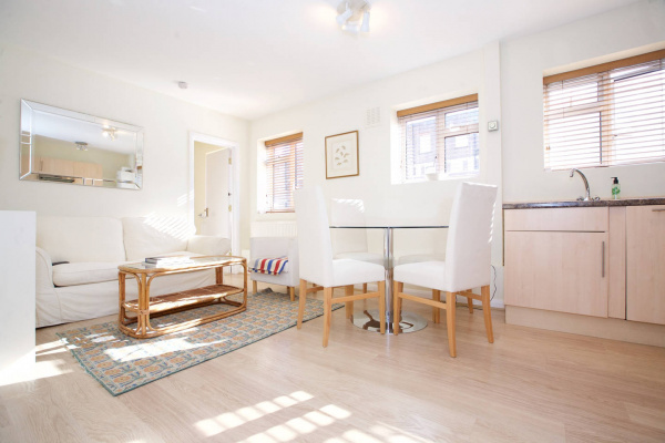 London, GB 1 bed flat in Chelsea off the Kings Road!