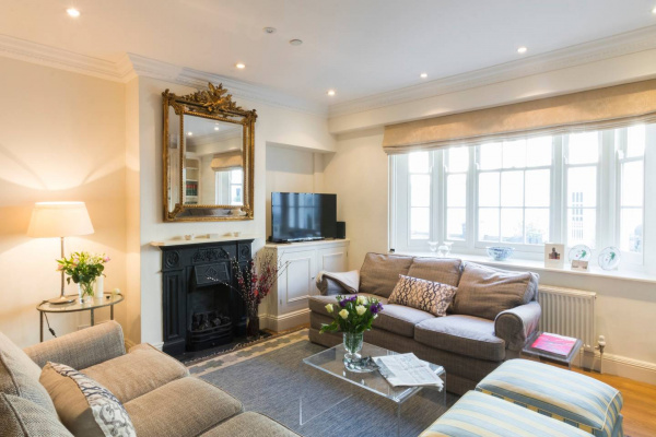London, GB 3bedroom house cobbled Kensington mews