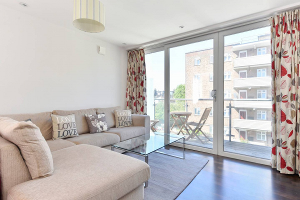 London, GB Superb apt for 6 w/ balcony, 10mins to East Putney