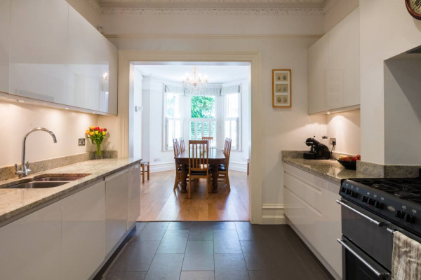 London, GB Traditional 5bed family home, 2min from tube
