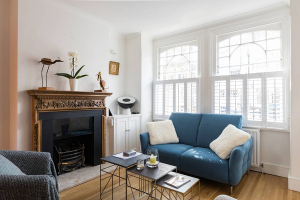 London, GB 4BR 4Bath House in Fulham with Garden & Terrace