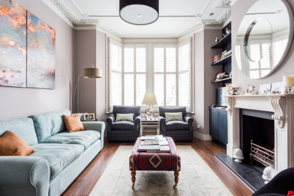 London, GB Luxury 5-Bed Family Home next to park