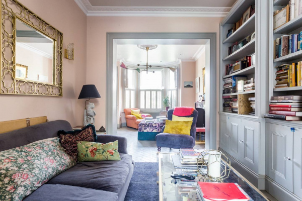 London, GB Designer 3-Bed Home With Garden in Notting Hill