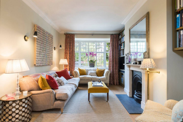 London, GB Exclusive 4 bed house with garden in Notting Hill