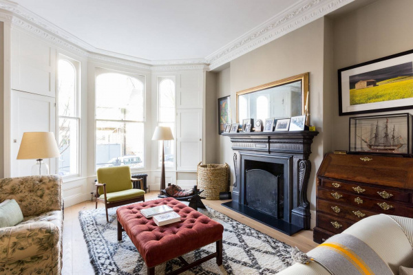 London, GB Traditional 4bed family home-Clapham Old Town