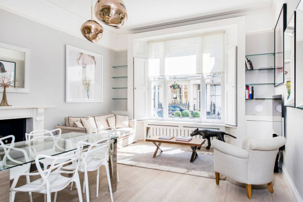 London, GB Bright and Spacious 2 bed flat in Notting Hill