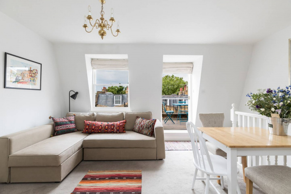 London, GB Charming 1 bed flat with balcony in Pimlico