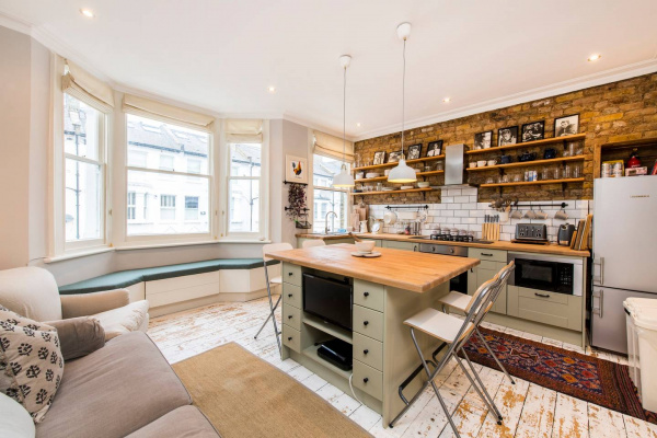 London, GB Newly renovated cosy flat in bustling Fulham!