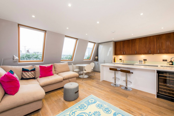 London, GB Charming apartment close to Notting Hill