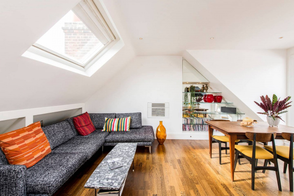 London, GB Beautiful flat with amazing view in Holland Park