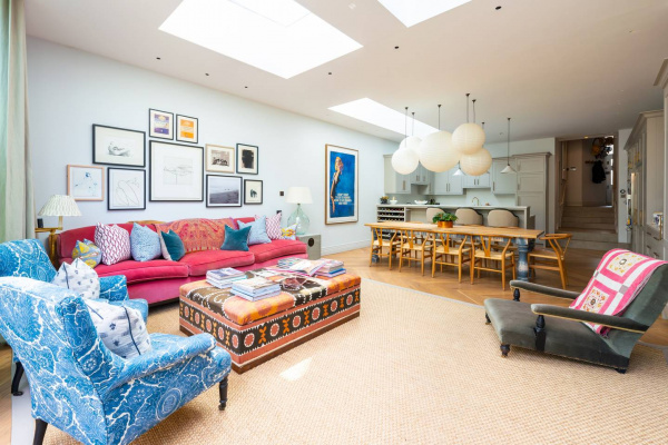 London, GB Stunning, Tasteful 4 Bed House in Fulham