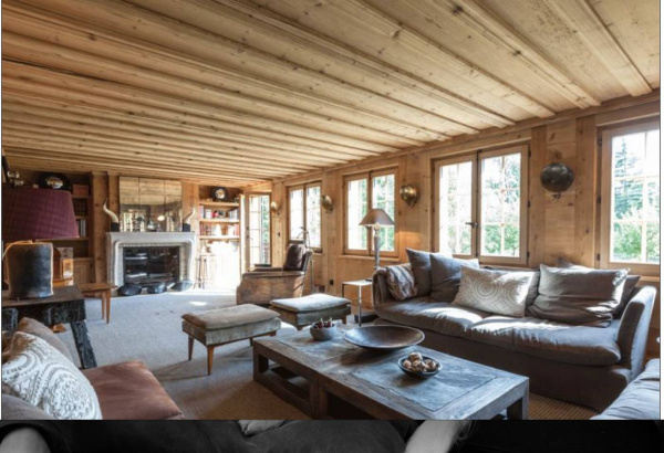Gstaad, CH Luxurious Chalet with Hot Tub right next to Gstaad