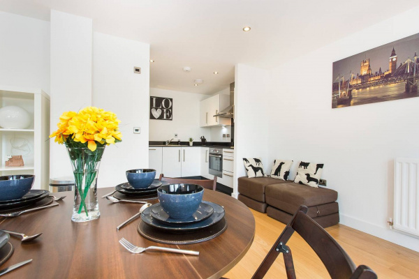 London, GB Newly apt for 6 in Greenwich/by Westcombe Park st