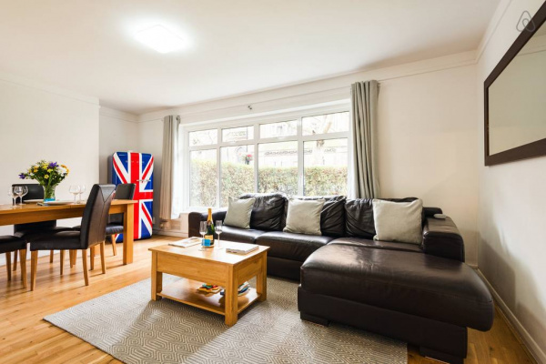 London, GB Spacious Philbeach Garden Apartment